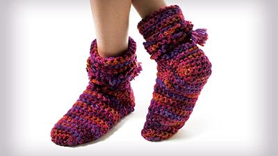 Fancy Foot Warmers