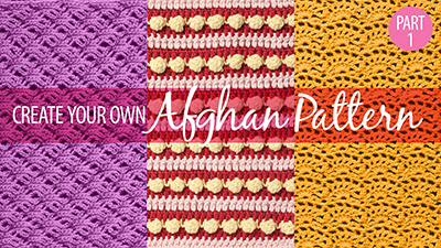 Create Your Own Afghan Pattern