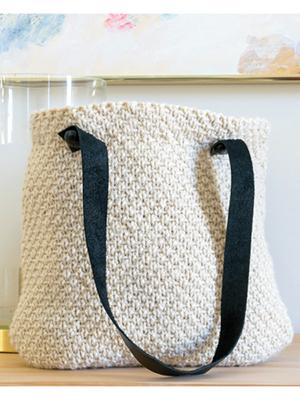 Half Linen Stitch Purse